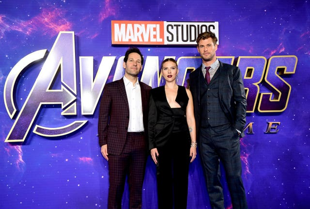 Avengers: Endgame Fan Event – London