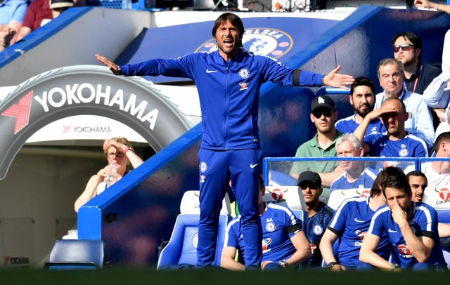 Antonio Conte has been given his marching orders by Chelsea