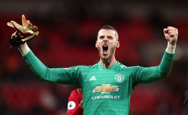 David De Gea has made some vital stops for Manchester United this season