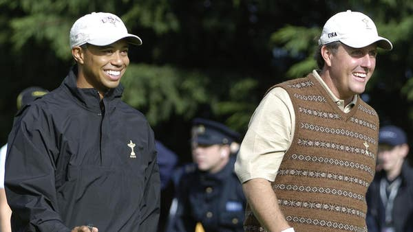 On This Day in 2004: US power couple Phil and Tiger tamed by Europe at Ryder Cup