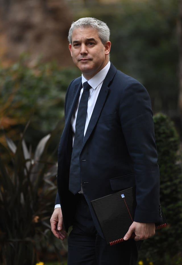 Brexit Secretary Stephen Barclay