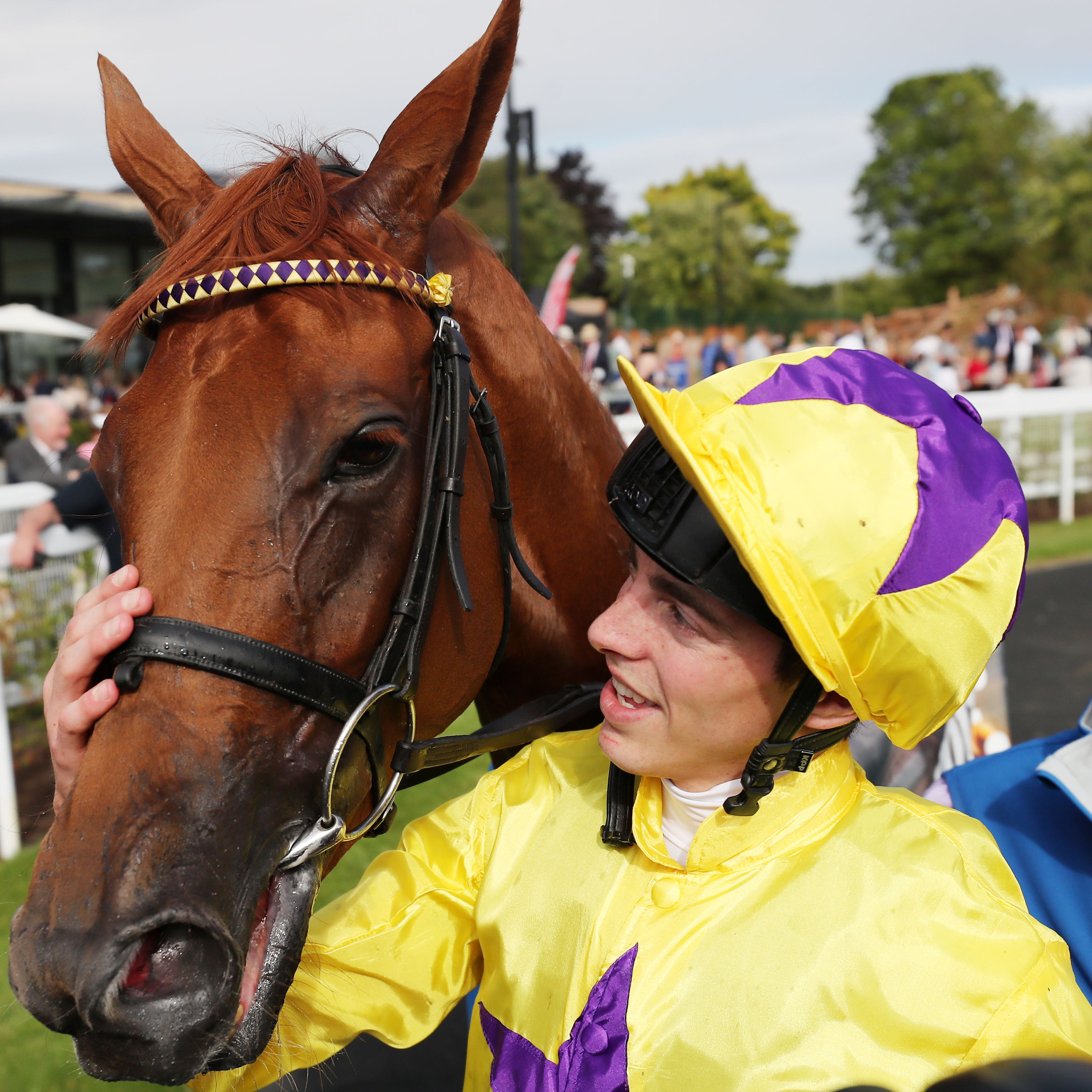 James Doyle may miss the ride on Sea Of Class
