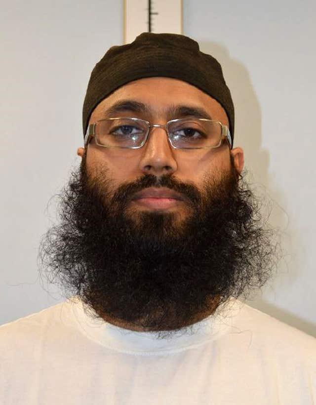 Muhammad Abid, 27, was convicted of helping Haque (Metropolitan Police/PA)