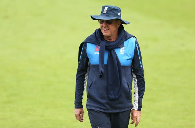 Trevor Bayliss is keeping his World Cup options open
