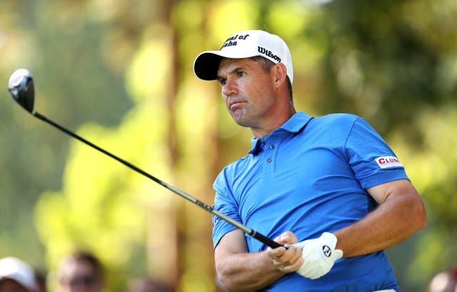 Padraig Harrington is under consideration as another inductee