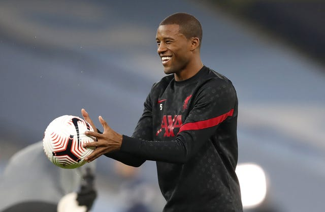 Liverpool's Georginio Wijnaldum has sparked interest from overseas