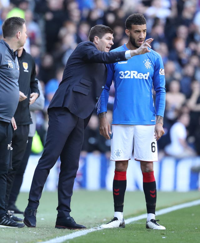 Rangers manager Steven Gerrard has been linked with the forthcoming vacancy at Newcastle