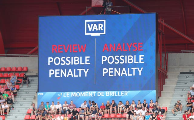 There are concerns VAR will slow the game down