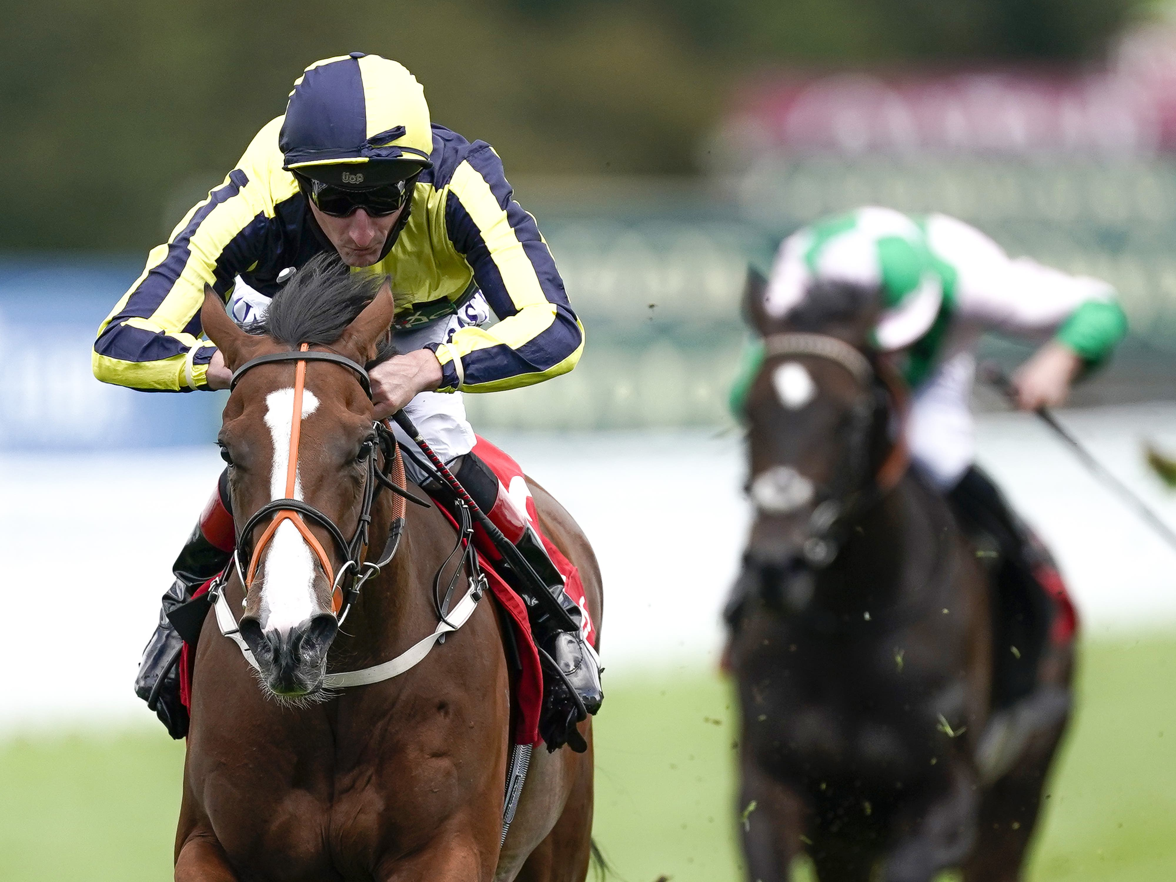 Isabella Giles is a leading hope for the Rockfel Stakes at Newmarket (Alan Crowhurst/PA)