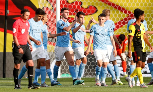 Manchester City's 2019-20 season may not end until August 23 - the date of the Champions League final