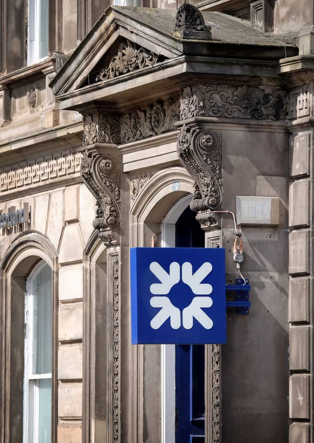 Royal Bank of Scotland profit