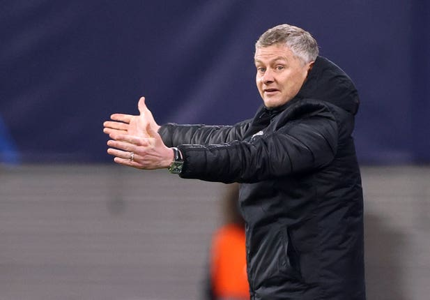 Ole Gunnar Solskjaer is regularly under the spotlight