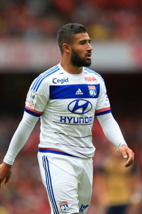 Betis signing Fekir was previously linked with Liverpool