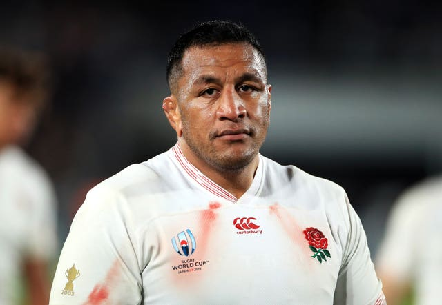 Mako Vunipola was asked not to join up with the England squad at Pennyhill Park on