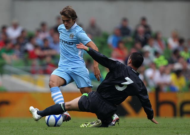 Soccer – Pre Season Friendly – The Dublin Super Cup – Airtricity XI v Manchester City – Aviva Stadium