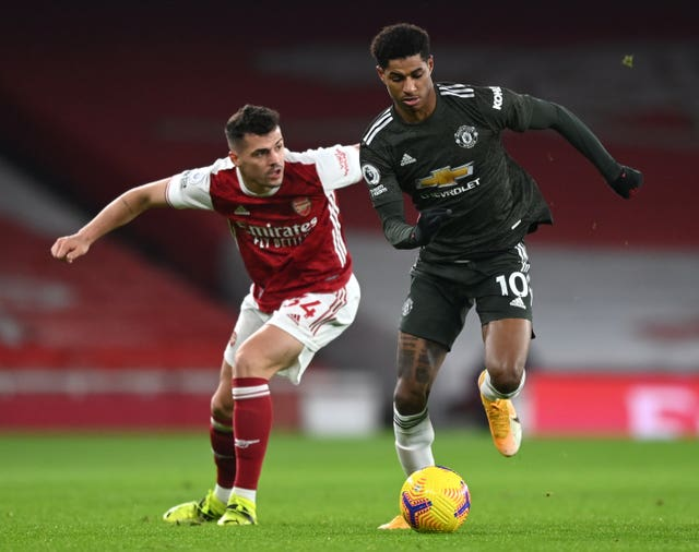 Arsenal v Manchester United – Premier League – Emirates Stadium
