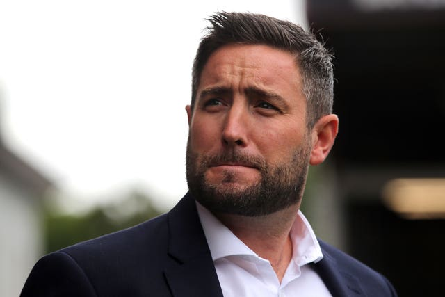 Lee Johnson was only 31 when appointed manager of Oldham