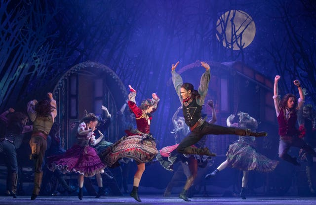 Scottish Ballet's The Snow Queen