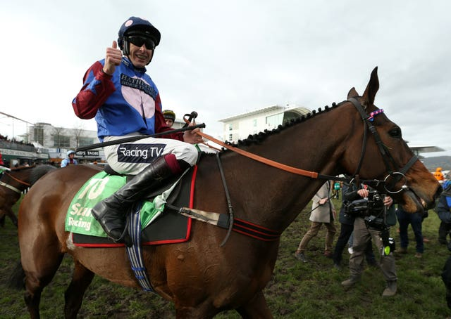 Paisley Park could be in for an outing at Punchestown at the end of the season (Paul Harding/PA)