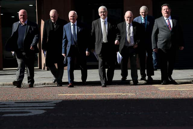 'Hooded men' torture case
