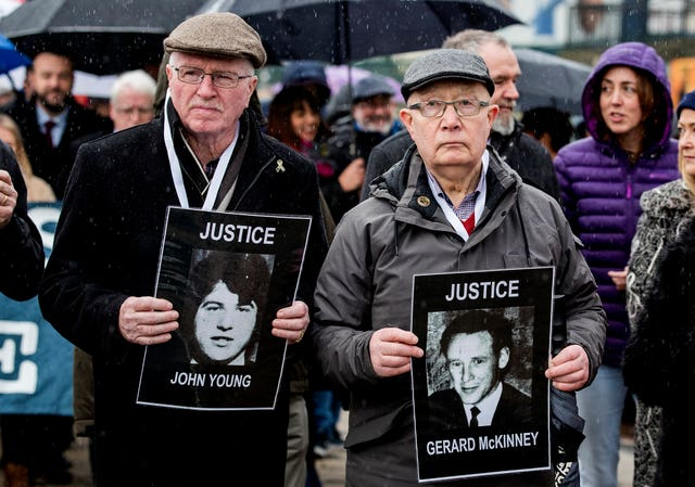 Bloody Sunday prosecutions