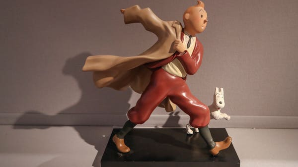 Blistering barnacles! Tintin drawing could set auction record for comic book art