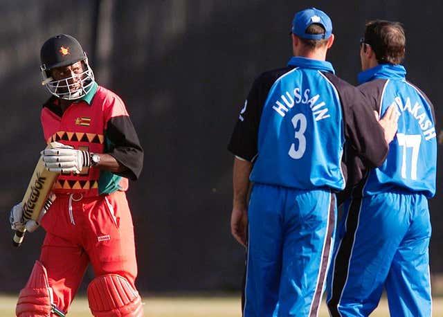 Cricket England v Zimbabwe/ Olonga