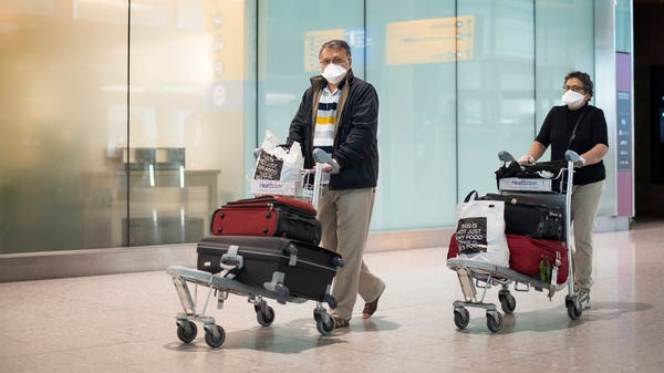 Quarantines to be imposed on new arrivals to UK from June 8 to tackle Covid-19