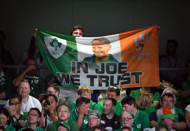 Ireland v Scotland – Pool A – 2019 Rugby World Cup – International Stadium Yokohama