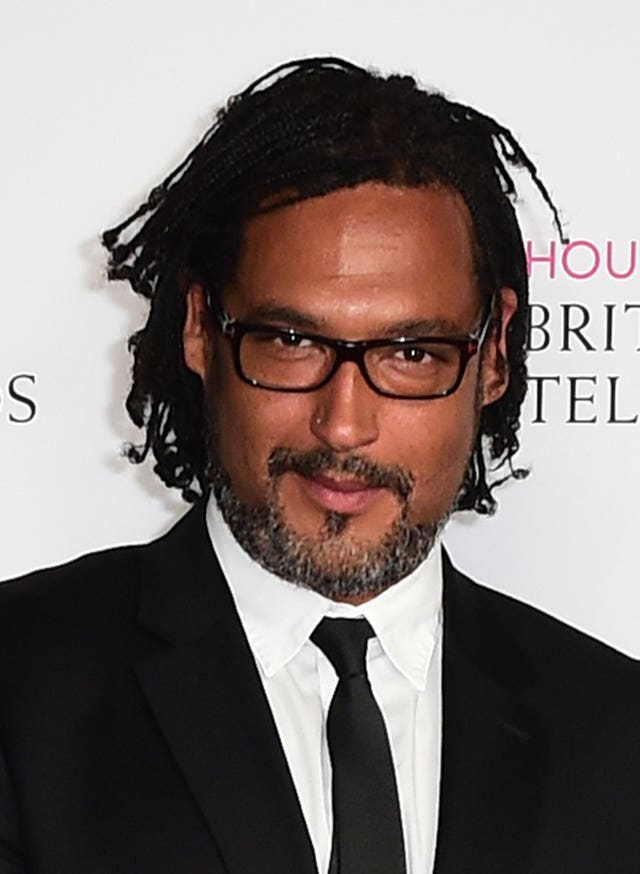 David Olusoga interview
