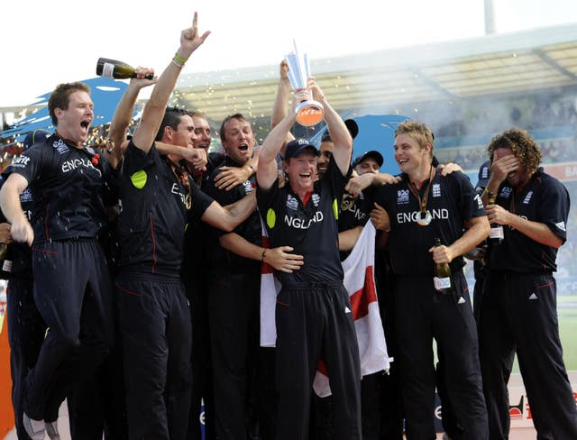 Stuart broad played his part in England's World T20 win in 2010