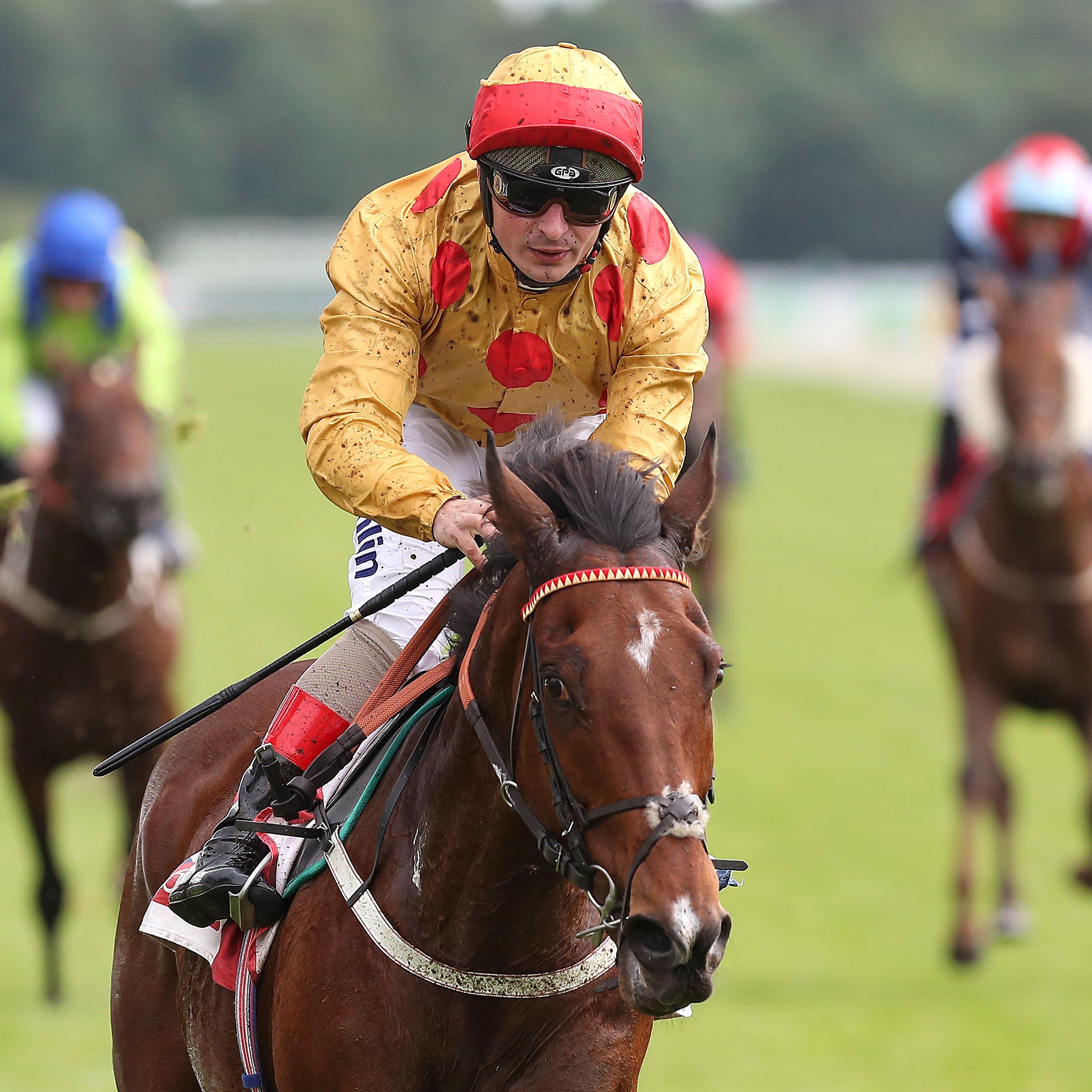 Gold Mount runs out a ready winner at York