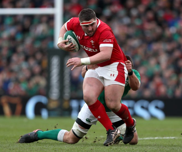 France were unimpressed with comments made by Wales prop Wyn Jones, pictured