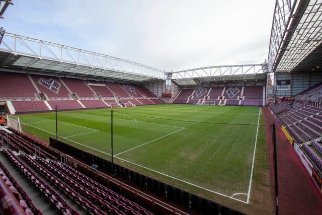 Heart of Midlothian v Rangers – William Hill Scottish Cup – Quarter Final – Tynecastle Park