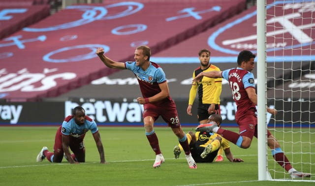 Watford would have been all but safe had they won at West Ham on Friday