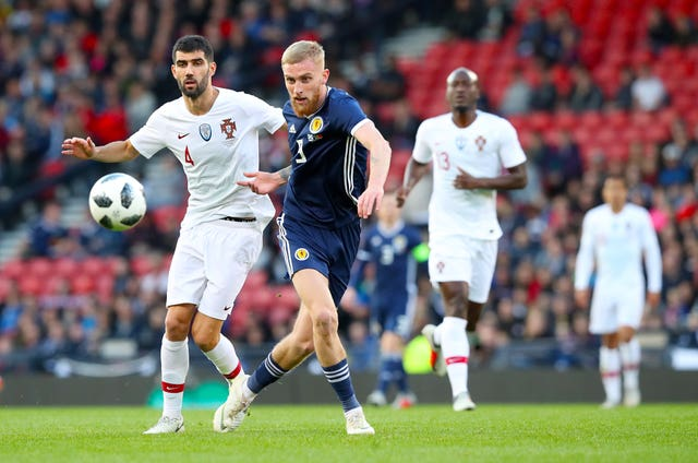 Scotland v Portugal – International Friendly – Hampden Park
