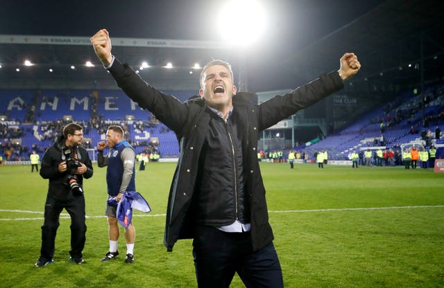 Tranmere Rovers v Bury – Sky Bet League Two – Prenton Park
