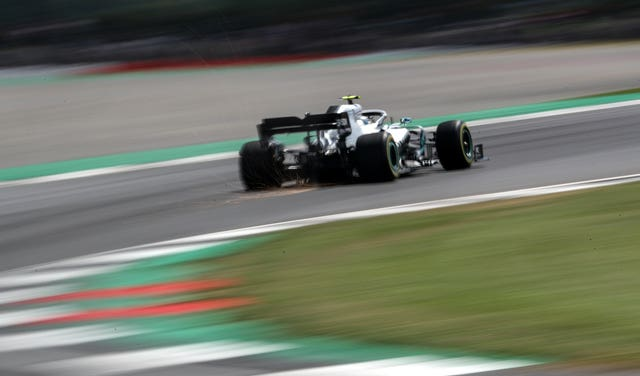 Valterri Bottas looked in fine form on Friday