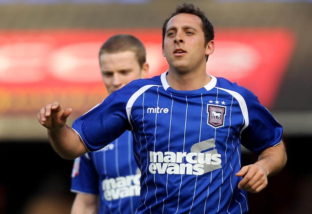 Michael Chopra spent a period playing for Ipswich