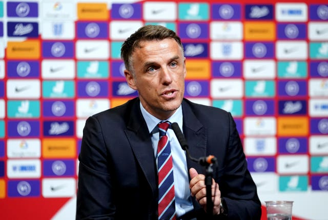 Phil Neville led England Women to fourth place at the 2019 World Cup