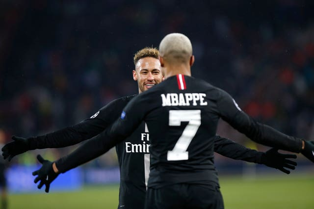 Neymar and Kylian Mbappe will be two players no side wants to come up against