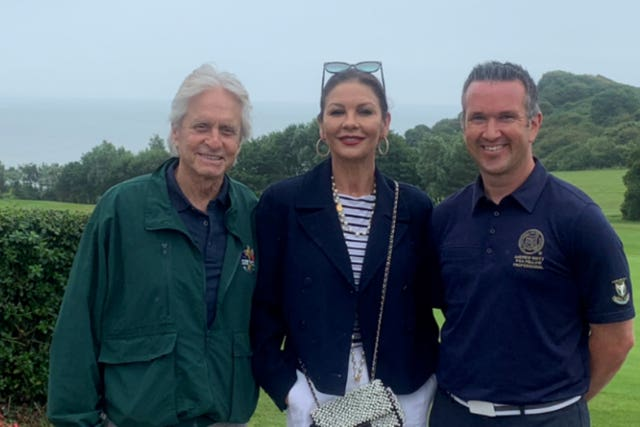 Catherine Zeta Jones given Freedom of the City of Swansea