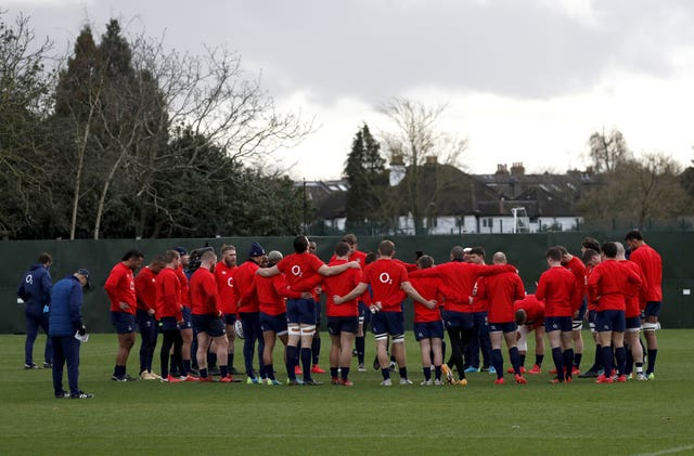 England have been in camp for two months