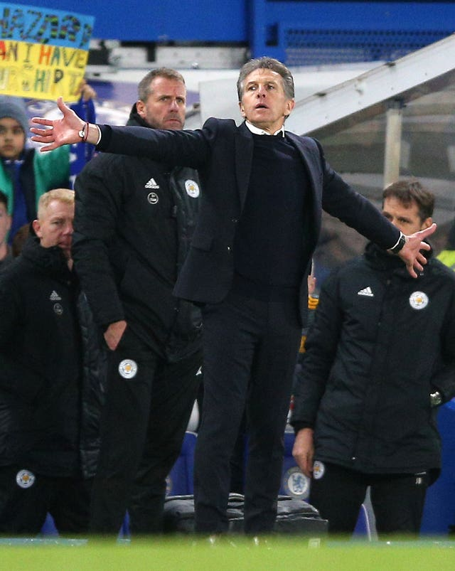 Puel fought back from the brink to mastermind two stunning wins