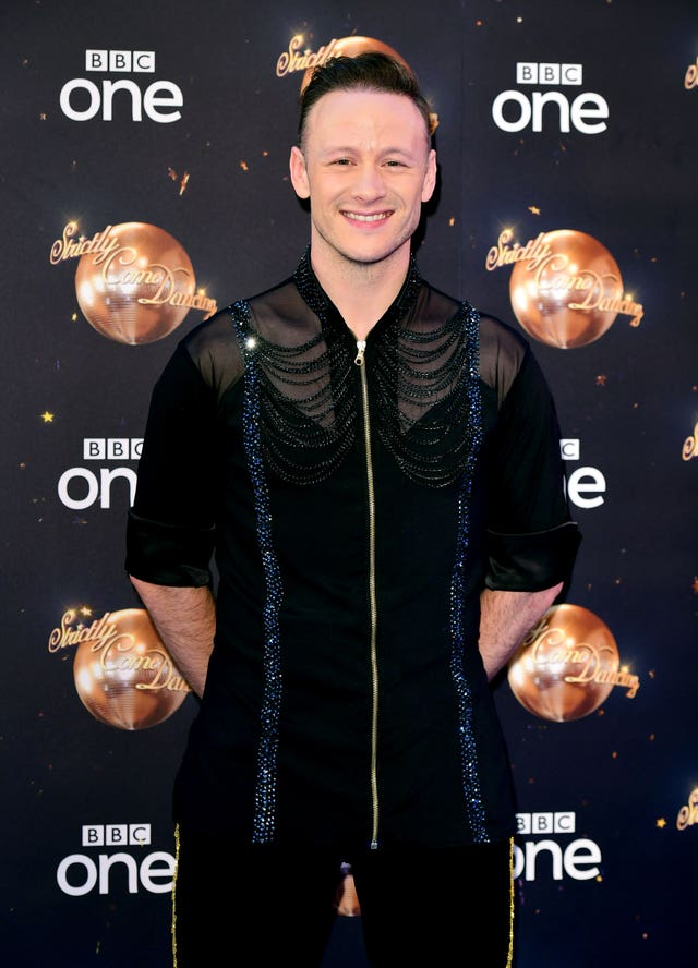 Kevin Clifton leaving Strictly Come Dancing