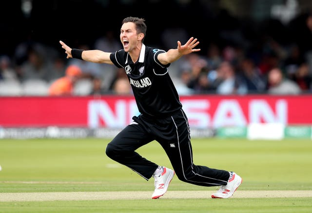 Gough believes England's bowlers should look at Trent Boult, pictured, and Tim Southee for inspiration in New Zealand