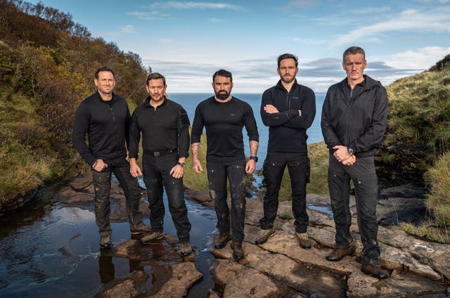 Celebrity SAS: Who Dares Wins 2020