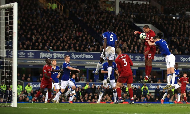 Everton were resolute defensively