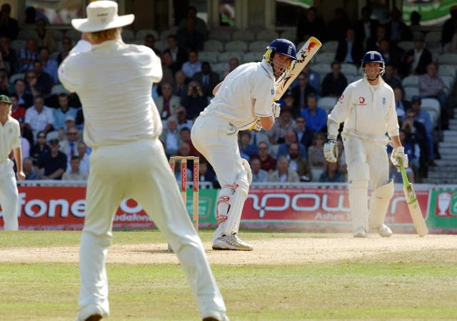 Kevin Pietersen was dropped by Shane Warne
