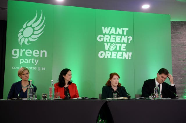 Green manifesto launch